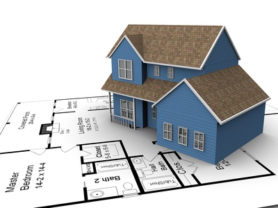 Real estate and financial category at Home building business plan